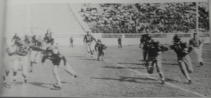 Big Bone Game at Spartan Stadium, 1954