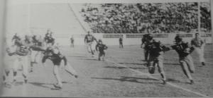Big Bone Game at Spartan Stadium, 1954